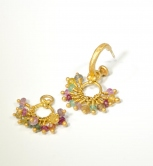 Mixed Cluster Dangle