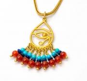 Eye of Horus Pendant #2