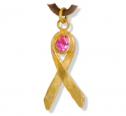 Cancer Survival Symbol Pendant