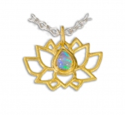 Lotus & Opal