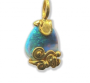 Cradled Opal