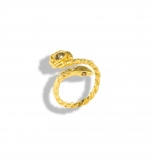 Adjustable Snake Wrap Ring C
