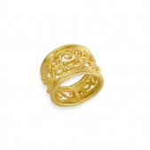 Filigree Band B2 no stones