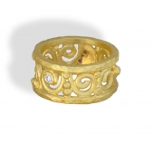 Filigree Band B5